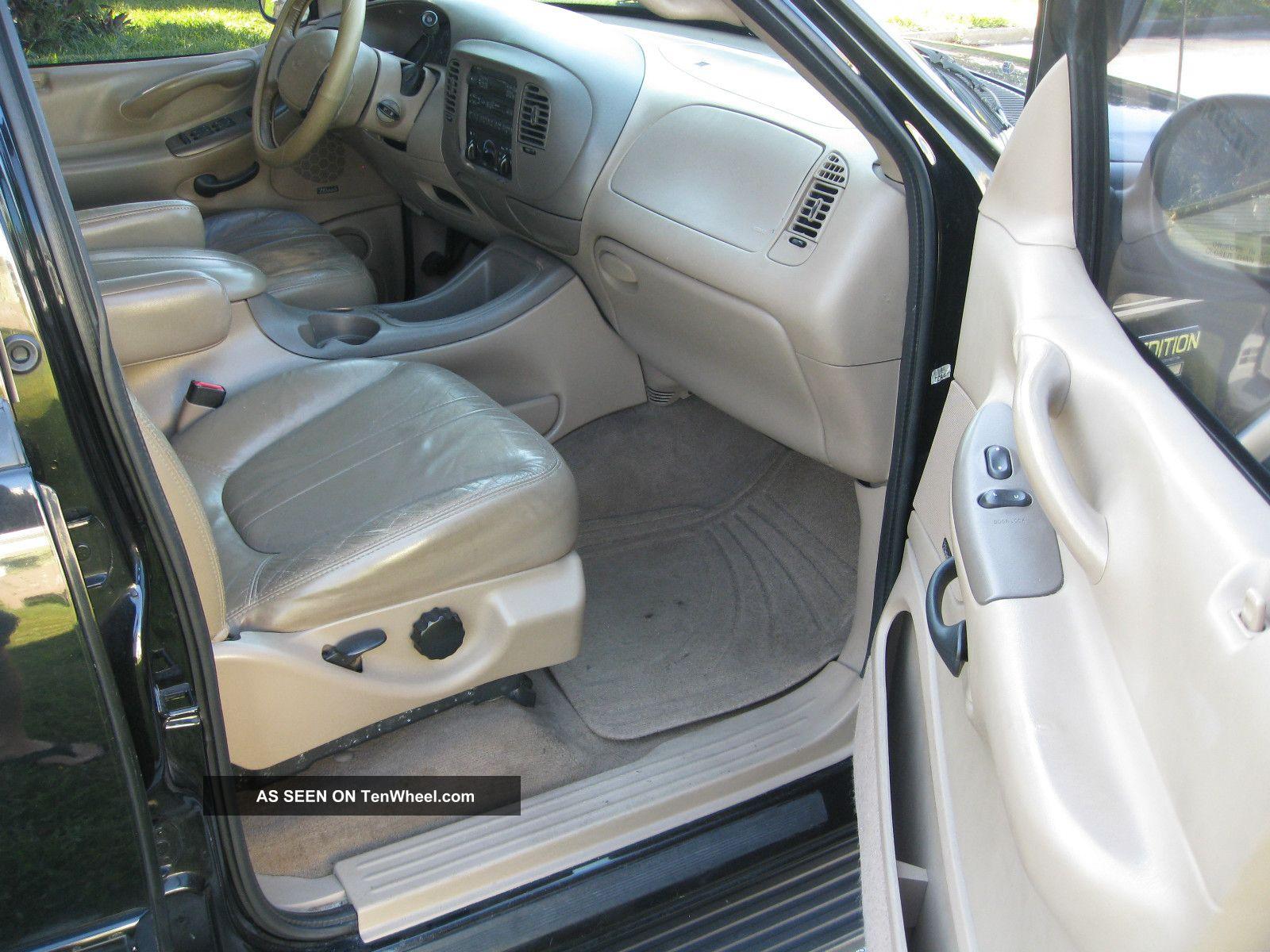1997 Ford Expedition Eddie Bauer Sport Utility 4 Door