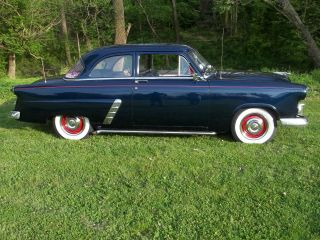 1952 Ford Coupe 2 - Door V / 8 Flathead photo