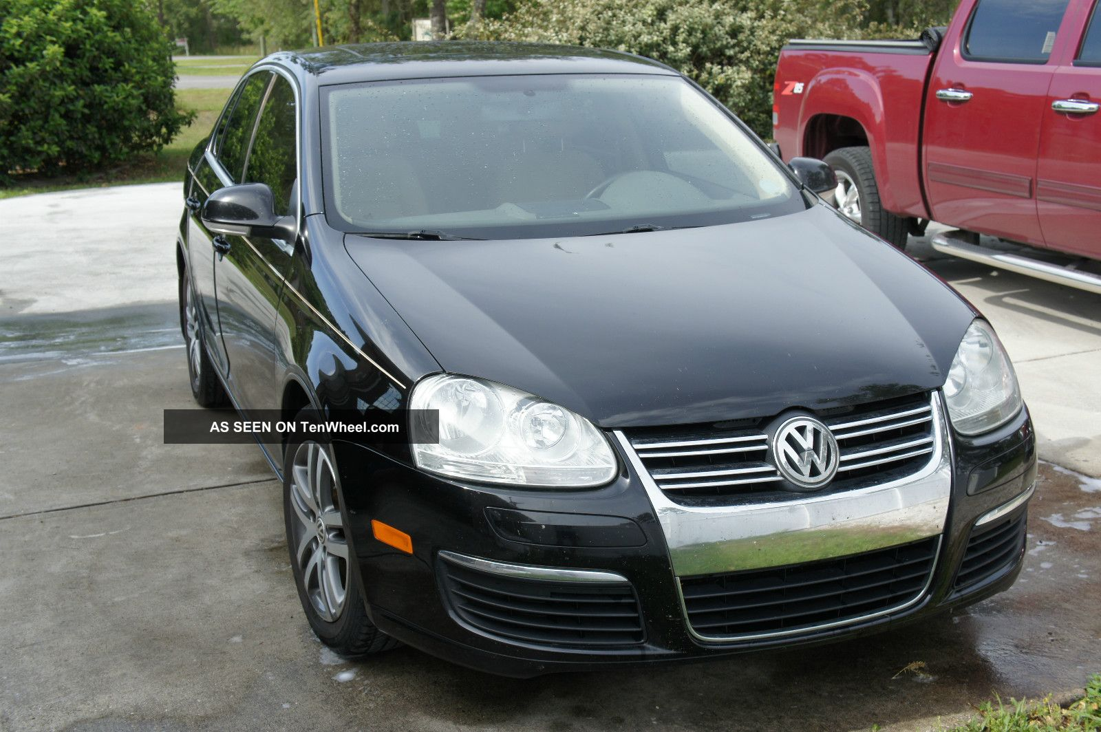 2006 volkswagen jetta tdi sedan 4 door 1 9l. Black Bedroom Furniture Sets. Home Design Ideas