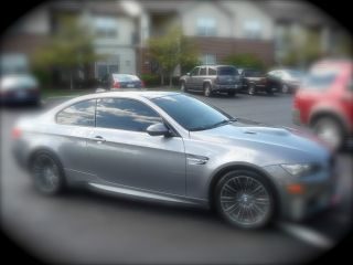 2008 Bmw M3 Base Coupe 2 - Door 4.  0l photo