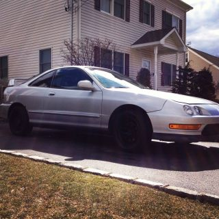 1998 Acura Integra Ls Hatchback 3 - Door 1.  8l photo