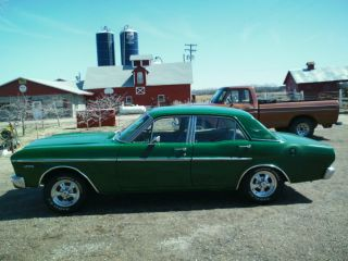 1967 Ford Falcon Futura photo