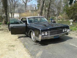 1966 Lincoln Continental Convertible With Suicide Doors photo