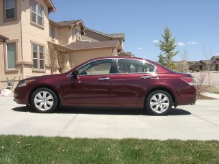 2008 Honda Accord Ex - L Sedan 4 - Door 3.  5l photo