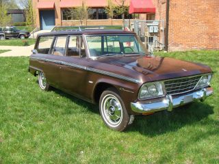 1965 Studebaker Daytona Wagonaire V8 Not Running Sliding Roof photo