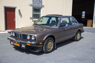1984 Bmw 318i, ,  Rust,  Garage Kept,  5 Speed Manual,  122k photo