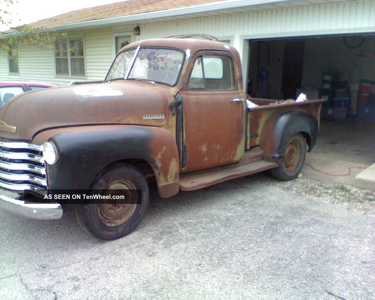 1952 Chevy Pickup