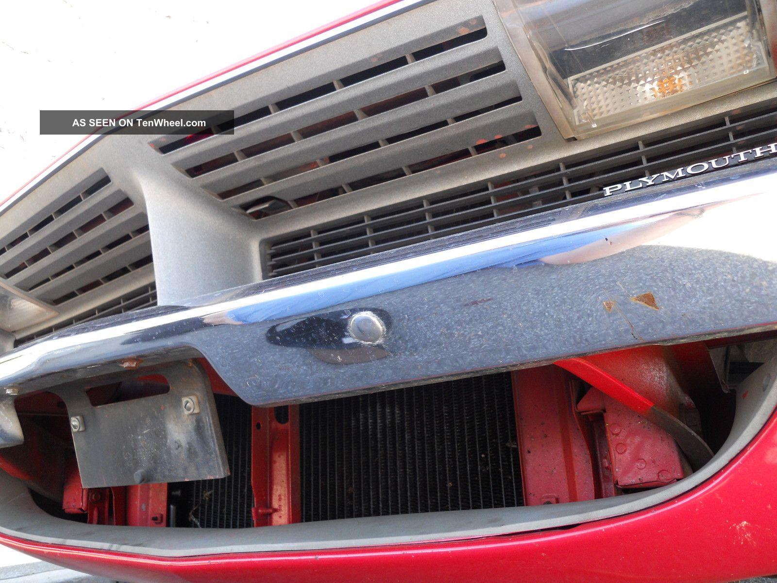 Fun Car, Great Cruiser Challenger Charger 1971 426 1969 440 Barracuda ...