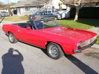 Fun Car,  Great Cruiser Challenger Charger 1971 426 1969 440 photo