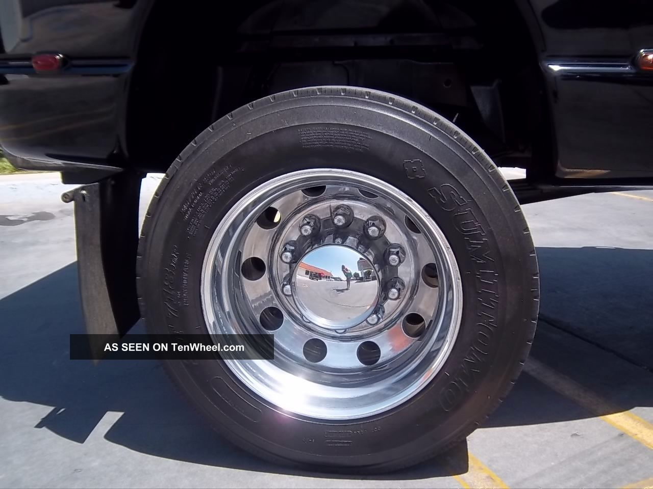 Dodge Ram X Dually With Semi Wheels And Tires Lifted Loaded Lgw on 2004 Dodge Ram 3500 Gas