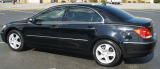 2005 Acura Rl Base Sedan 4 - Door 3.  5l photo