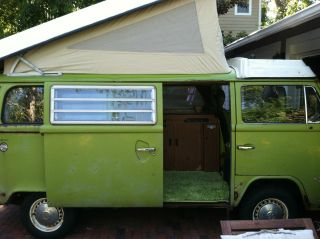 1976 Vw Westfalia photo