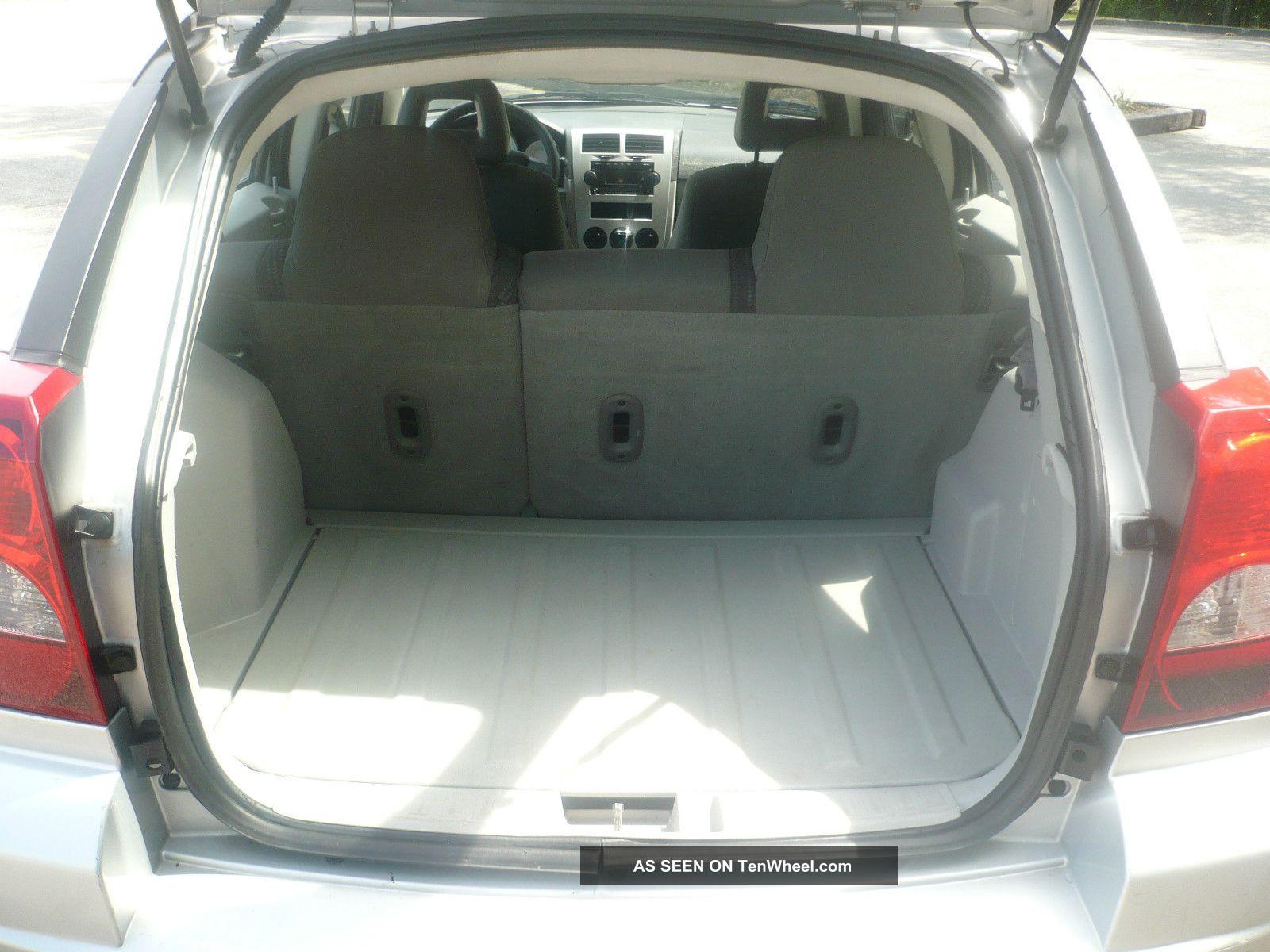 2007 dodge caliber sxt hatchback 4 door 2 0l. Cars Review. Best American Auto & Cars Review