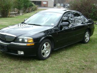 2001 Lincoln Ls Base Sedan 4 - Door 3.  9l V8 photo