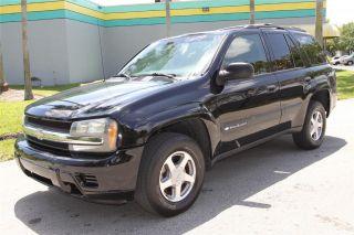 2004 Chevrolet Trailblazer 4dr 2wd Ls Us Bankruptcy Court Car Fax photo