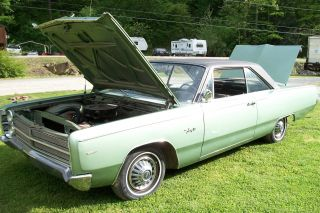 1967 Plymouth Fury Iii photo