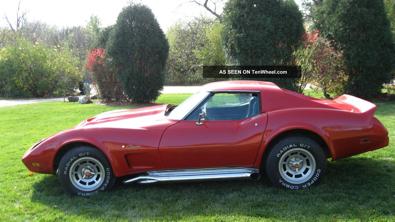 1976 Chevy Corvette Classic Stingray Corvette photo