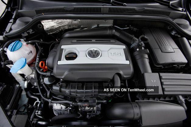 2012 Volkswagen Jetta Gli Sedan 4 Door 2 0l Four 4