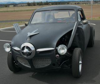 1949 Studebaker Bullet Nose Rat Rod One Of A Kind photo