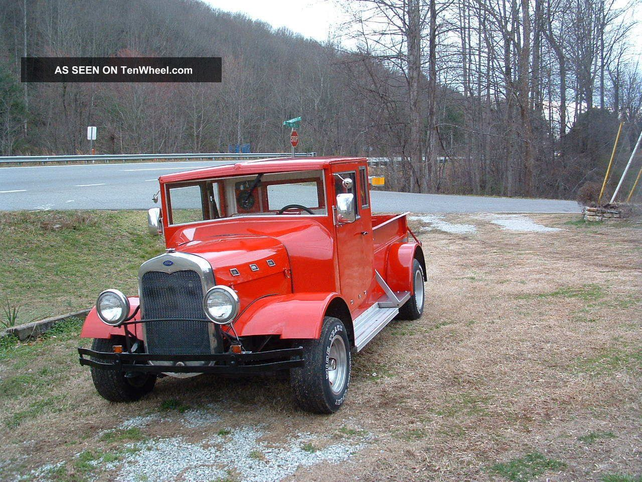 Ford Hot Rod Rat Rod 1985 / 29 Pickup Other Pickups photo 11
