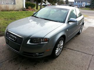 2008 Audi A4 Quattro Base Sedan 4 - Door 2.  0l photo
