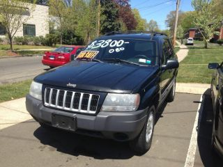 2004 Jeep Grand Cherokee Laredo Sport Utility 4 - Door 4.  0l photo