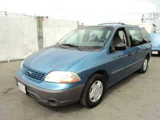 2001 Ford Windstar, photo