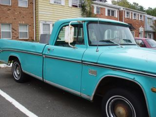 1971 Dodge - D 100 Pick - Up Truck photo
