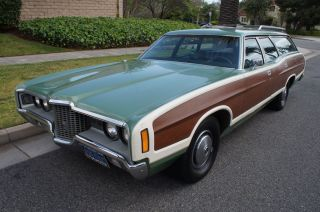 1971 Ltd Country Squire Wagon With Optional Big Block 400 / 260hp V8 Engine photo