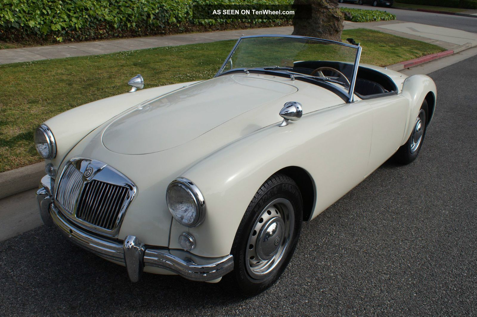 1958 mga rust california classic british sports car recent. Black Bedroom Furniture Sets. Home Design Ideas