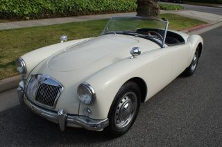 1958 Mga Rust California Classic British Sports Car Recent Full Service photo