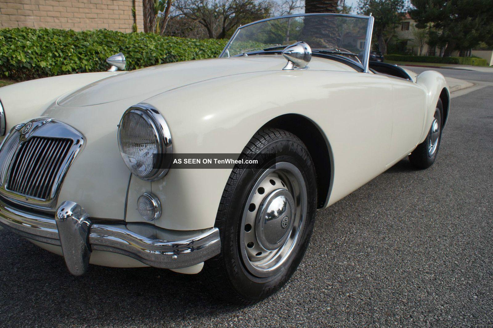 1958 Mga Rust California Classic British Sports Car Recent ...  1958 Mga Rust C...
