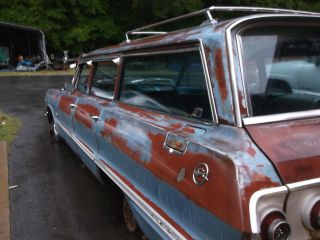 1963 Chevrolet Impala Station Wagon photo