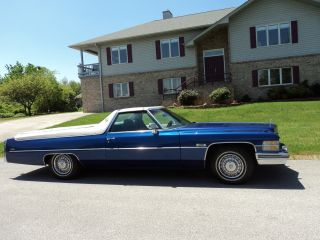 1974 Cadillac Caribou Ultra Rare photo