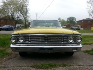 1964 Ford Galaxie 500 Base 5.  8l photo