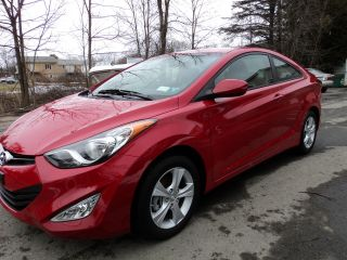 2013 Hyundai Elantra Coupe 6sp photo