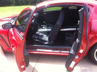 2004 Mazda Rx8 photo