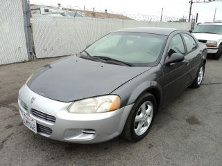 2004 Dodge Stratus Sxt Coupe 2 - Door 2.  4l, photo