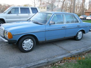1980 Mercedes Benz 300 D Classic photo