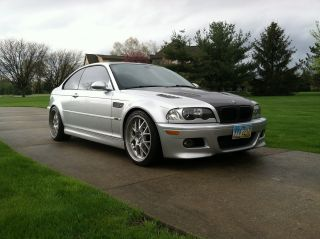 2002 Bmw E46 M3 6speed photo