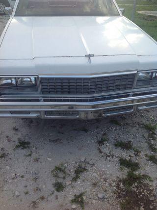 1978 Chevrolet Caprice Classic photo