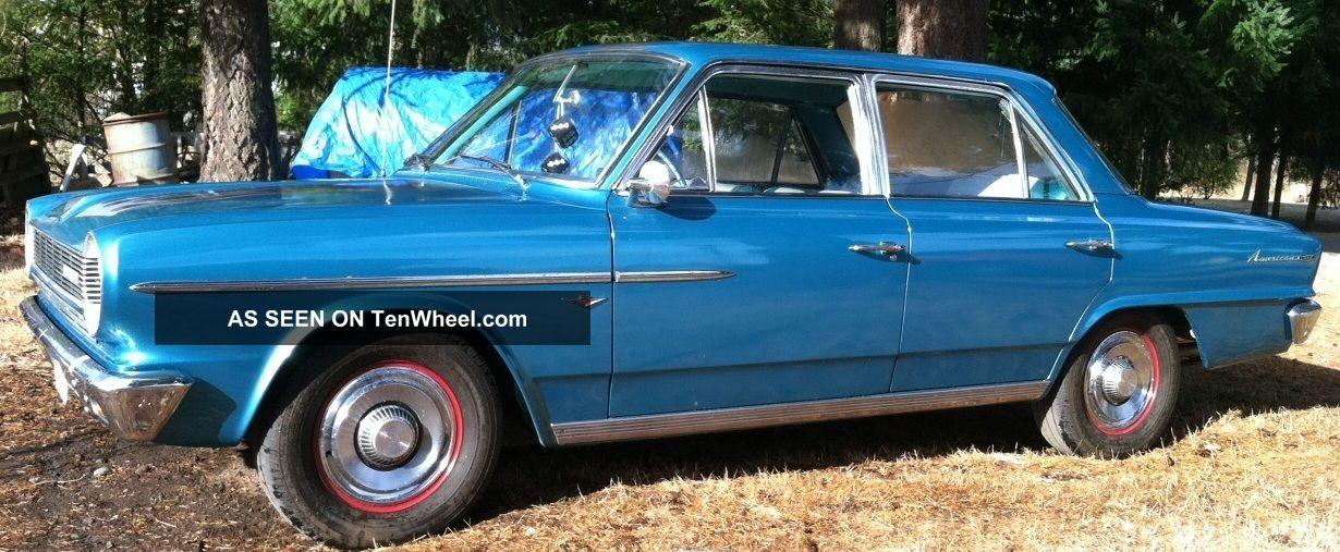 1964 Rambler American 440 AMC photo