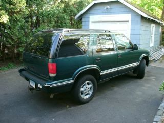 1997 Chevy Blazer 4 Dr 4wd Project / Beater Lo Start photo