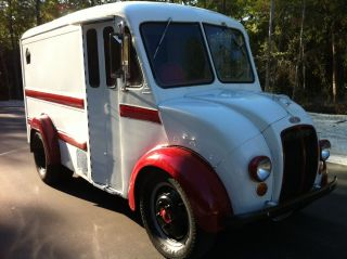 1966 Divco Milk Truck photo