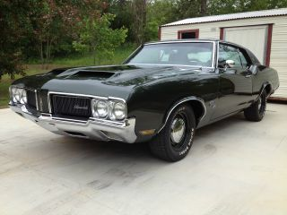 1970 Olds Cutlass Sx 455 L - 31 photo