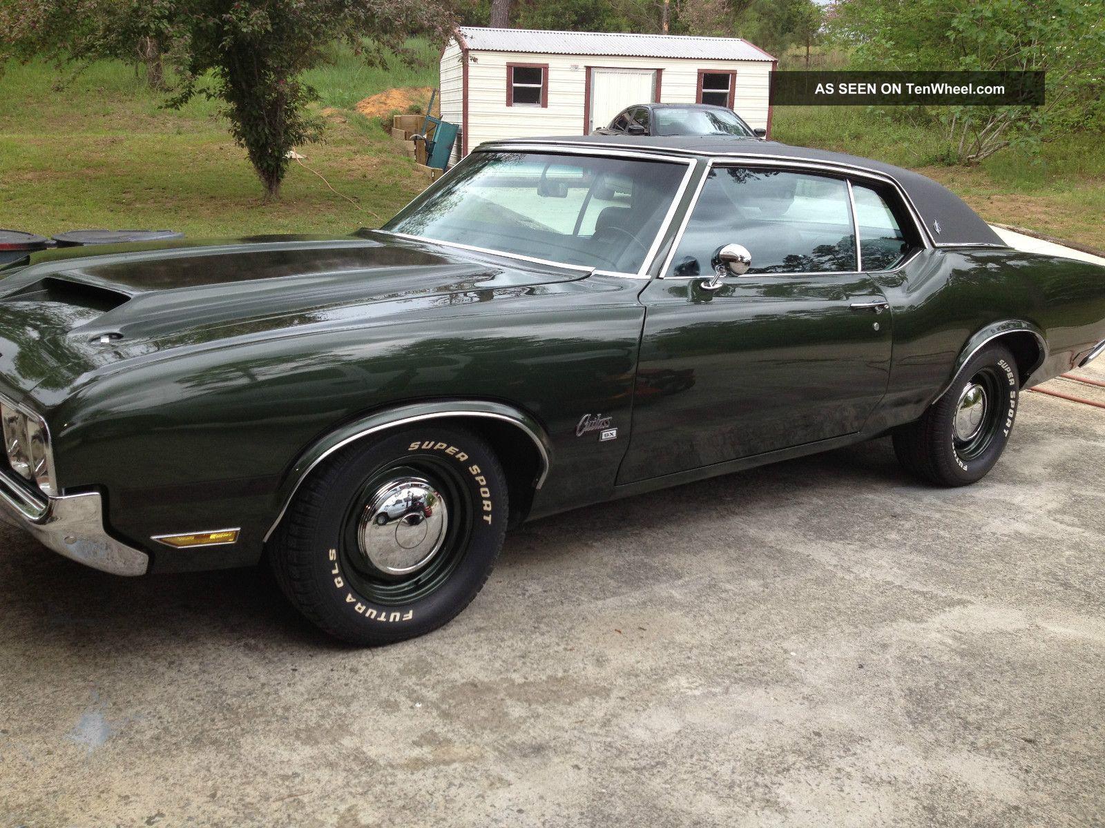1970 Olds Cutlass Sx 455 L 31