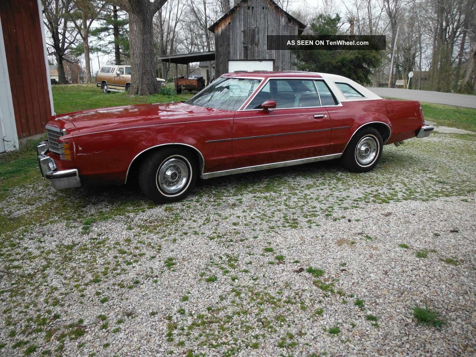 1977 Ford Ltd Ii Base Hardtop 2 - Door 5.  8l Other photo