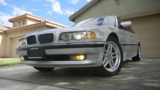 2001 740il Sport, ,  Xenon W / M - Wheels Almost photo