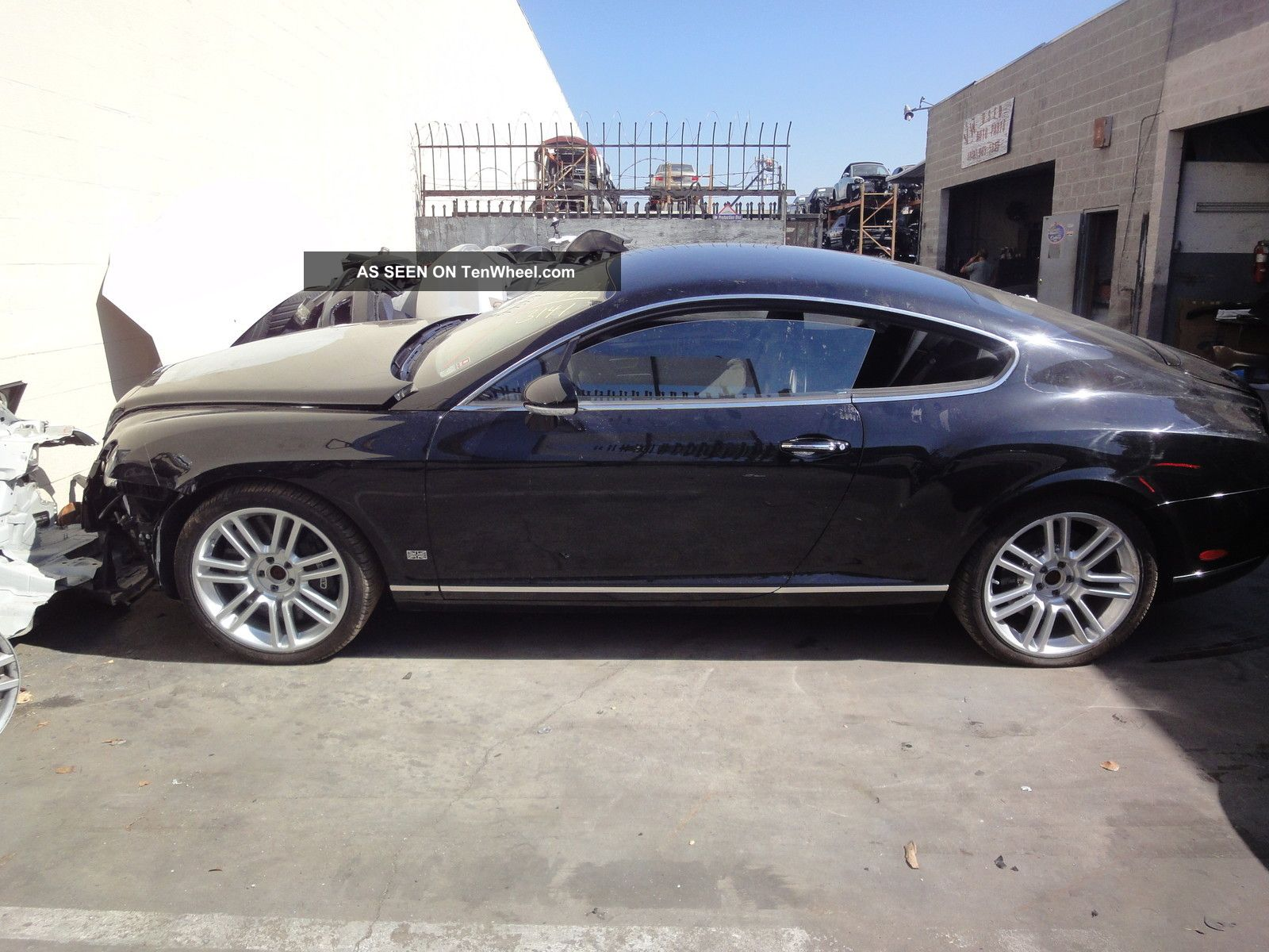 2007 bentley continental gt coupe 2 door 6 0l continental flying. Cars Review. Best American Auto & Cars Review