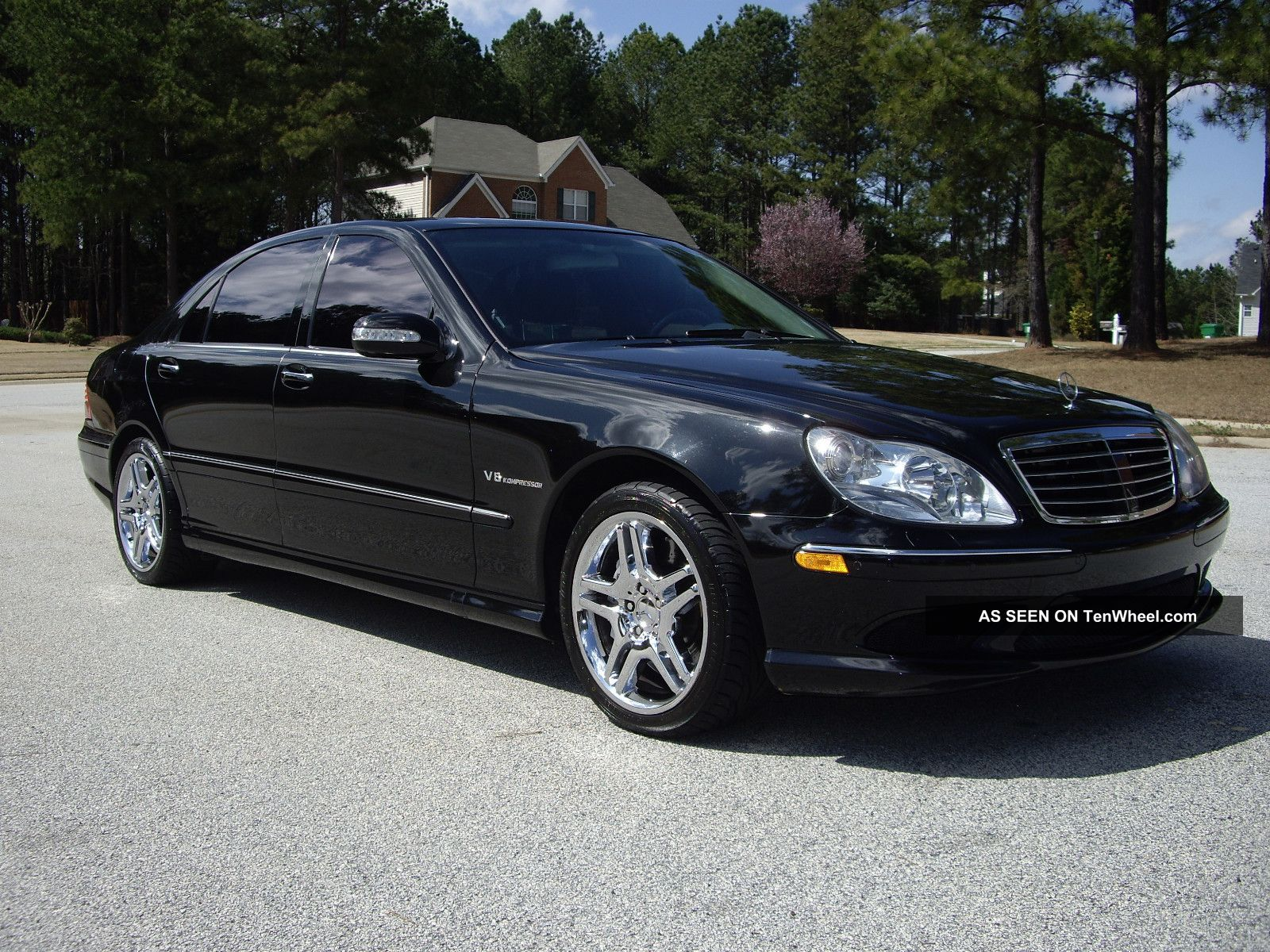 2005 mercedes benz s55 amg 4d sedan for 2005 mercedes benz suv